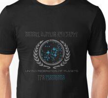 Star Trek - Federation Description Unisex T-Shirt
