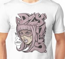 Dzynes must be destroyed! (pink) Unisex T-Shirt