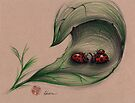 The Ladybug Family by Rebecca Rees