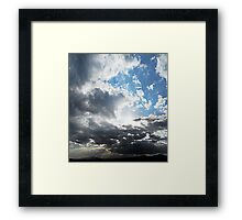 ©TSS The Sun Series XLIA Some Kind Of Glory Framed Print