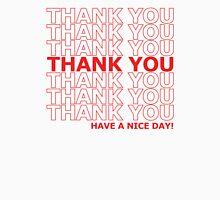 Thank you plastic sack Unisex T-Shirt