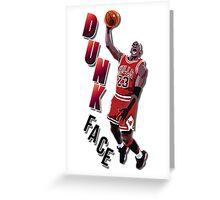 MJ Greeting Card
