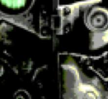 T-51b Helm Sticker