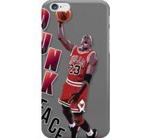 MJ iPhone Case/Skin