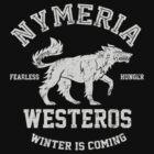 Team Nymeria by Digital Phoenix Design