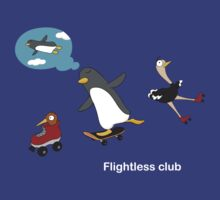 Flightless club 3 T-Shirt