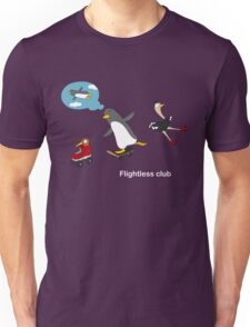 Flightless club 3 Unisex T-Shirt