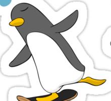 Flightless club 3 Sticker