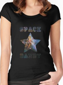 Feeling Dandy Women's Fitted Scoop T-Shirt