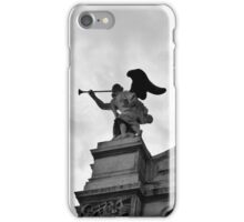 Rooftop Angel iPhone Case/Skin