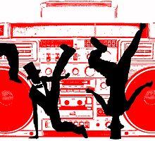 Break-dancing Lincoln by Danzy0