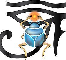 The Scarab Eye by defiantdesigns