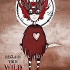 Girl Quirky—Reclaim your Wild by Sarah Baron