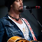 Michael Franti  by Natalie Ord