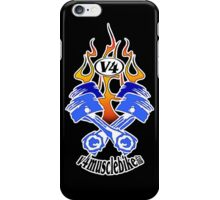 V4Musclebike support (iPhone/iPod) Cases iPhone Case/Skin