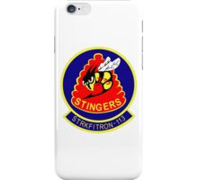VFA-113 Stingers Patch iPhone Case/Skin
