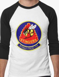 VFA-113 Stingers Patch Men's Baseball ¾ T-Shirt