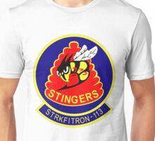VFA-113 Stingers Patch Unisex T-Shirt