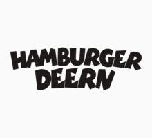 Hamburger Deern (Schwarz) Kids Clothes