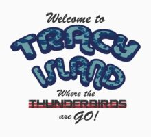 Tracy Island by poorlydesigns