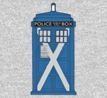 Scottish TARDIS. by trumanpalmehn