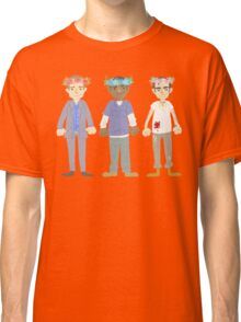 poorly matched friends (flowercrown version) Classic T-Shirt