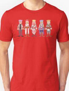 Assassins (flower crown version) T-Shirt