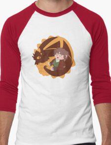 Smaug & Bilbo Men's Baseball ¾ T-Shirt
