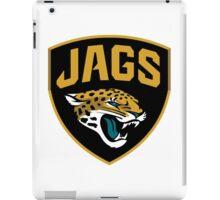 jacksonville jaguars iPad Case/Skin