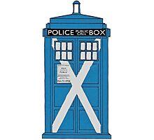 Scottish TARDIS. Photographic Print