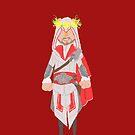 Ezio flower crown by onelasttrick