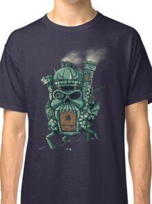 Grayskull Moving Castle Classic T-Shirt
