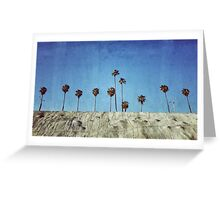 Bluff Palms Greeting Card