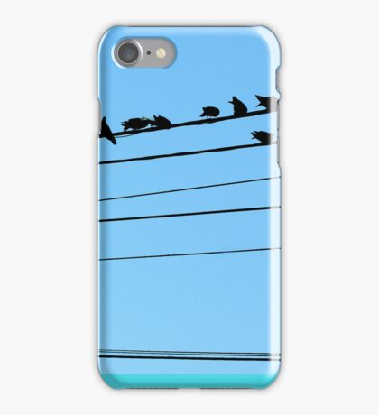 Doves online iPhone Case/Skin