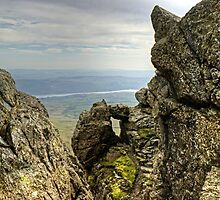 A Window On Coniston by Jamie  Green