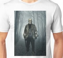Jason  From Friday the 13th Cosplay Unisex T-Shirt
