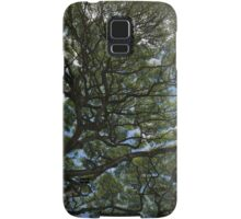 The Intricate Natural Canopy Samsung Galaxy Case/Skin