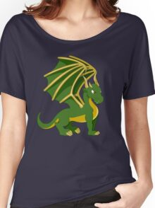 Cartoon dragon Women's Relaxed Fit T-Shirt