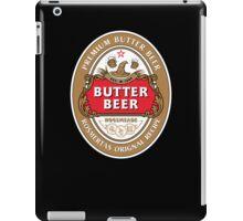 Butter Beer - Rosmertas Original Recipe iPad Case/Skin