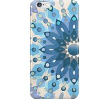 Frozen Mandala Flower iPhone Case/Skin