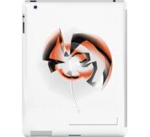Twirl Orange iPad Case/Skin