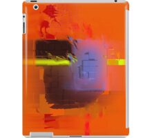 Red Blast iPad Case/Skin