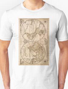 Old Maps Unisex T-Shirt