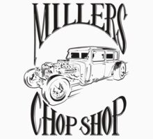 Millers Chop Shop Dodge Victory Six K by YoPedro