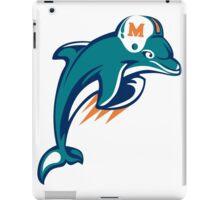 miami dolphins iPad Case/Skin