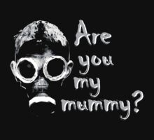Are you my mommy? One Piece - Long Sleeve
