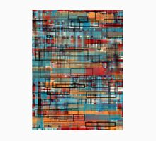 Patchwork abstract pattern.  Classic T-Shirt