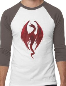 Dragon's Bane Men's Baseball ¾ T-Shirt