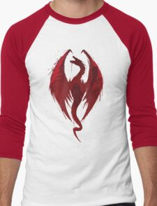 Dragon's Bane Men's Baseball ¾ T-Shirt