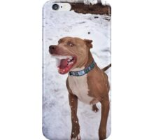 Murphy the Snow Eater iPhone Case/Skin